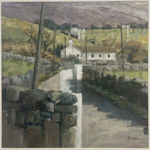 Simoth House, Austwick by Donald Holden